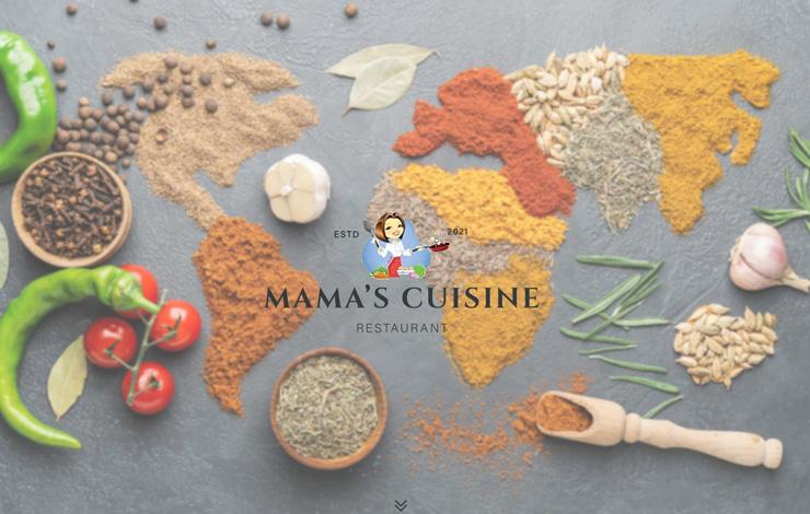 Fusion Restaurant Swindon | Mama's Cuisine Restaurant