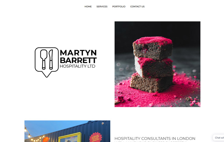 Martyn Barrett Hospitality | Hospitality Consultant in London