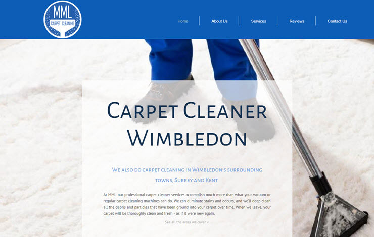 carpet cleaner Wimbledon