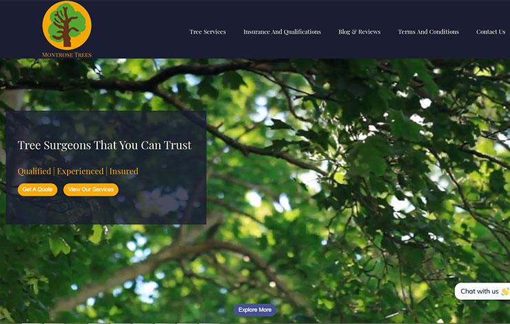 Montrose Trees | Tree Surgeons in Essex