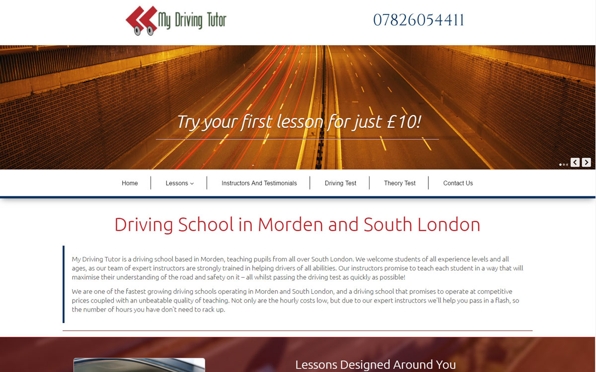 Driving School In Morden And South London