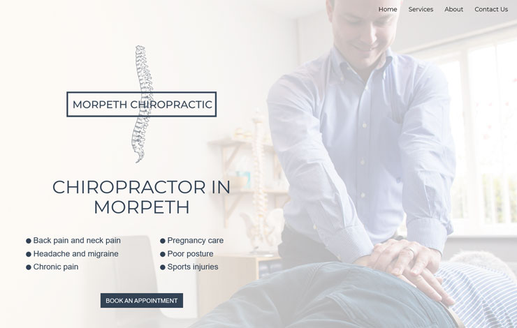 Chiropractor in Morpeth | Morpeth Chiropractic
