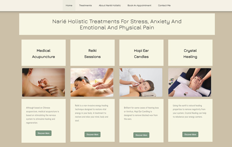 Holistic Therapist and Naturopathic Clinic in Birmingham