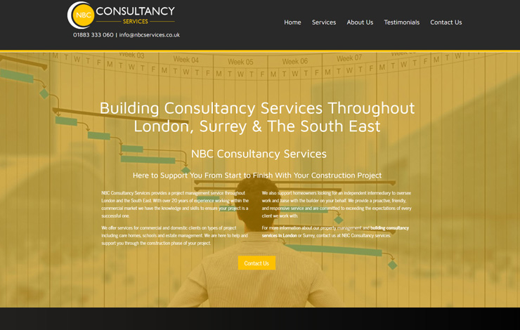 Building Consultancy Services | NBC Consultancy Services