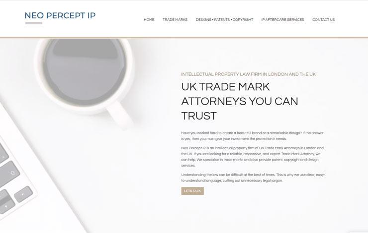 Neopercept | Intellectual Property Law Firm in London