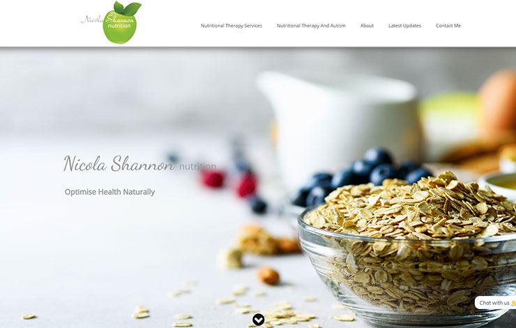 Nicola Shannon Nutrition | Nutritionist In Rickmansworth