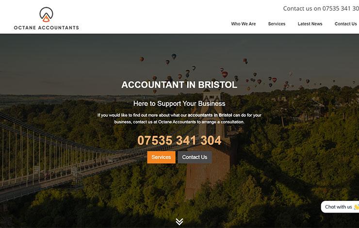 Octane Accountants | Accountants in Bristol