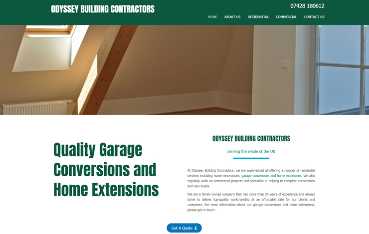 Garage Conversions and Home Extensions