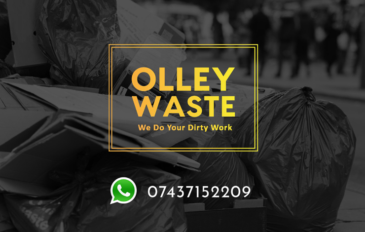Rubbish Clearance in London | Olley Waste Management