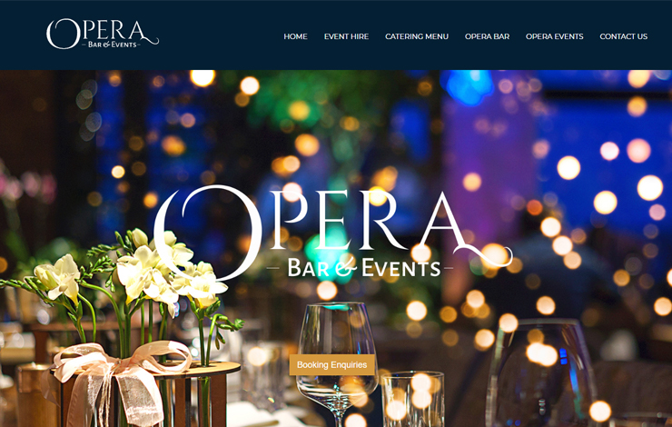 Opera Bar & Events Romford | Cocktail Lounge and Event Hire