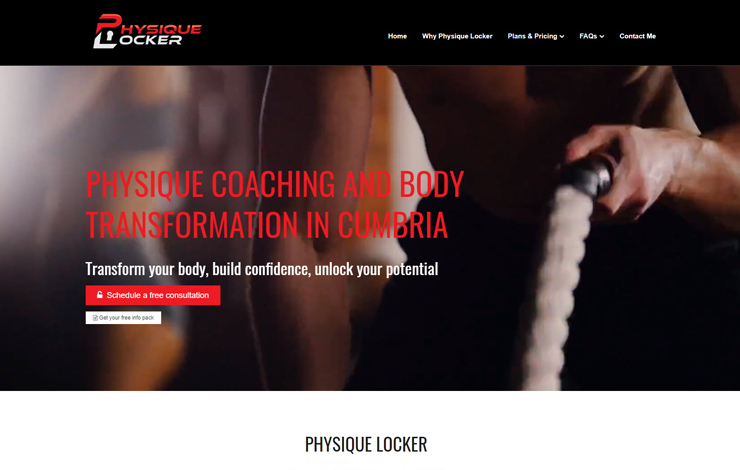 Physique Coaching and Body Transformation