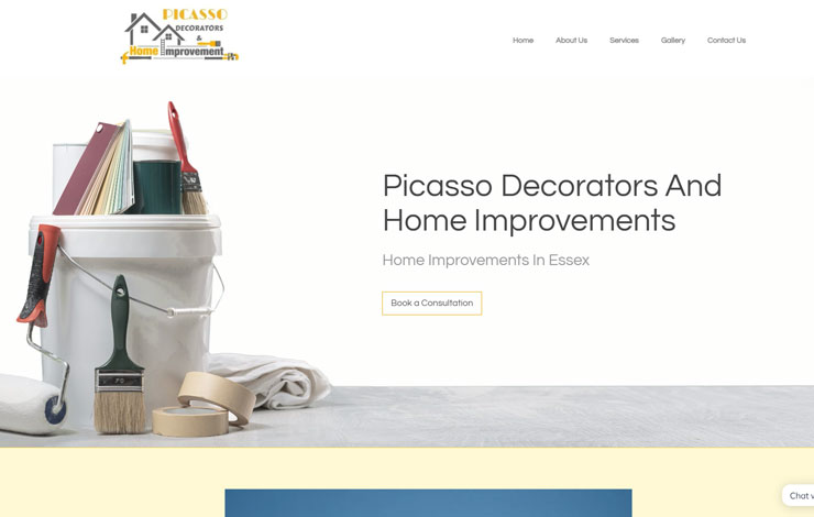 Picasso Home Improvements | Home Improvements in Essex