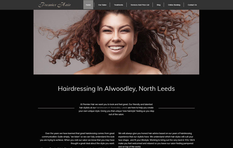 hairdresser in Leeds
