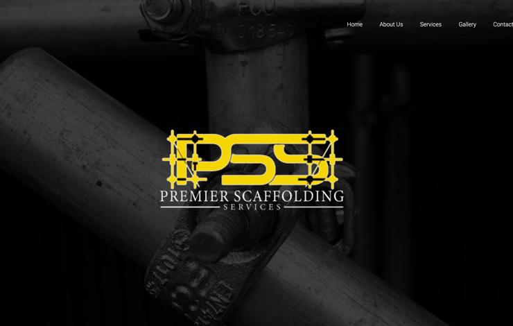 Website Design for Scaffolders in Yorkshire | Premier Scaffolding Services