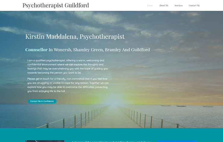 Counsellor in Wonersh and Guildford | Kirstin Maddalena