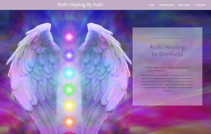Reiki Healing In Sheffield And Bents Green
