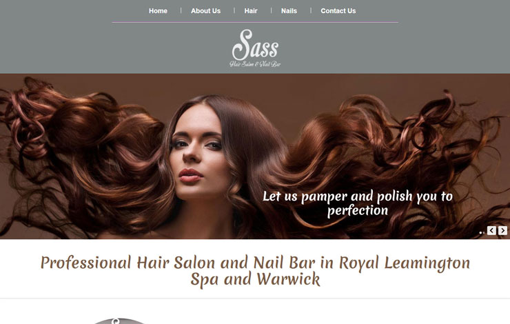 Hairdresser, Hair Salon And Nail Bar In Leamington Spa