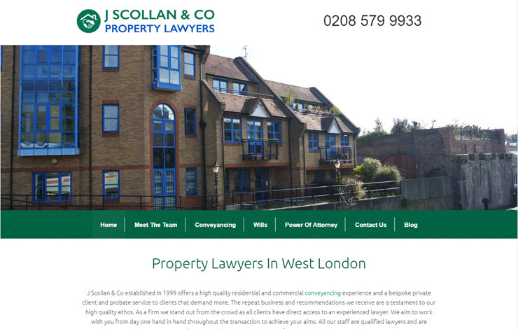 Property Lawyers In West London
