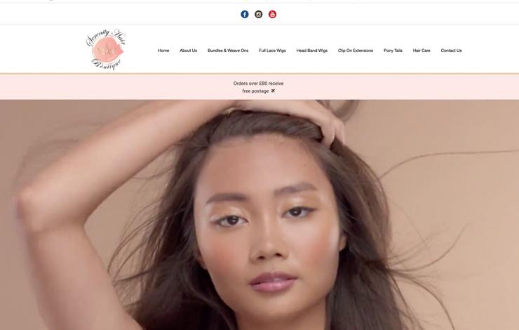 Premium Human Hair Wigs | Serenity Hair Boutique