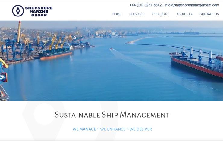 Sustainable Ship Management   ShipShore