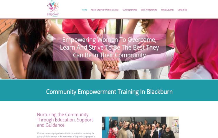 Women's Empowerment and Community Training Group