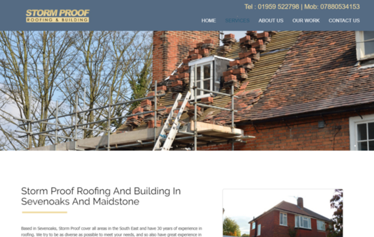 Roofers in Sevenoaks and Maidstone