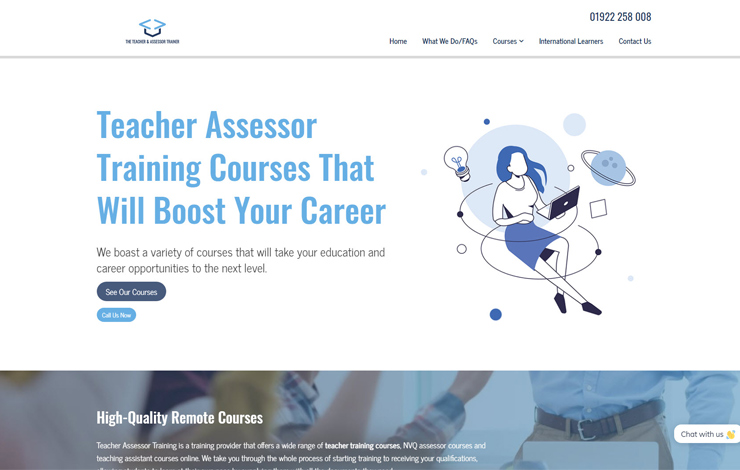 Assessor and Teacher Training Courses To Boost Your Career