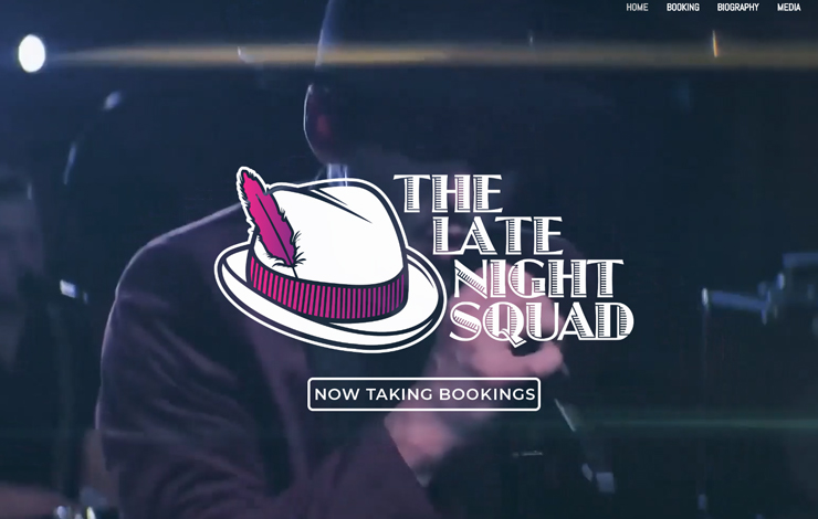 Rock And Pop Function Band For Hire | Late Night Squad