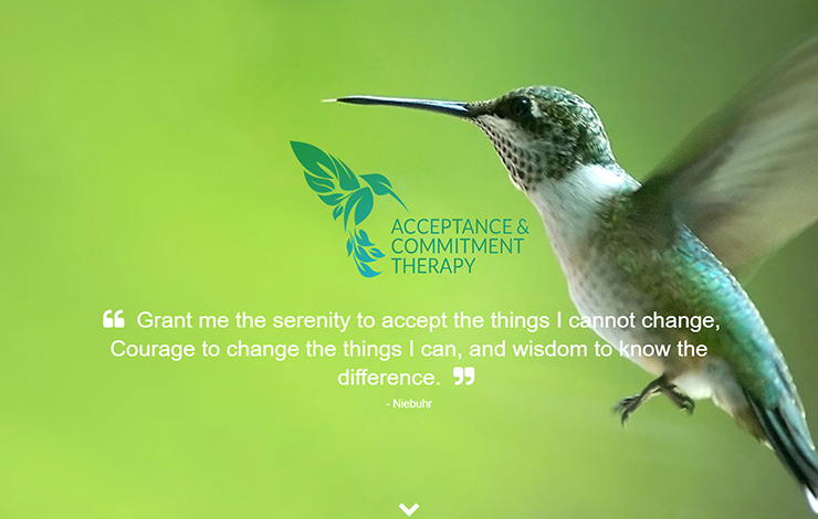 Website Design for Acceptance and Commitment Therapy in Southampton