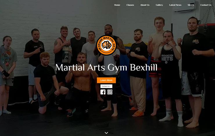 Martial arts gym in Bexhill   Up-Grade Martial Arts