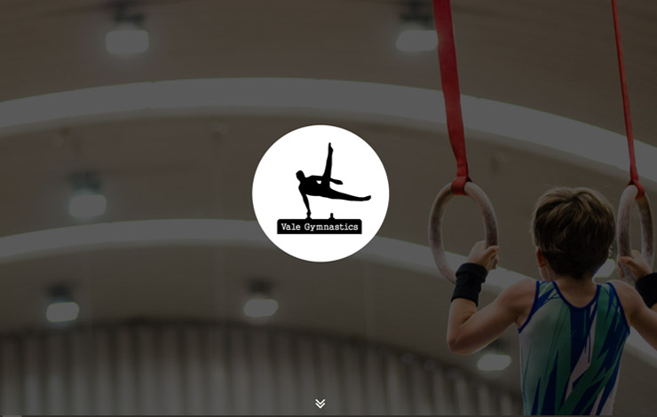 Website Design for Gymnastics in Llantwit Major | Vale-Gymnastics Ltd