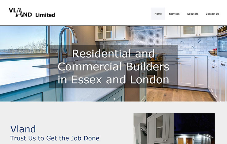 Builders in Essex and London | Vland limited
