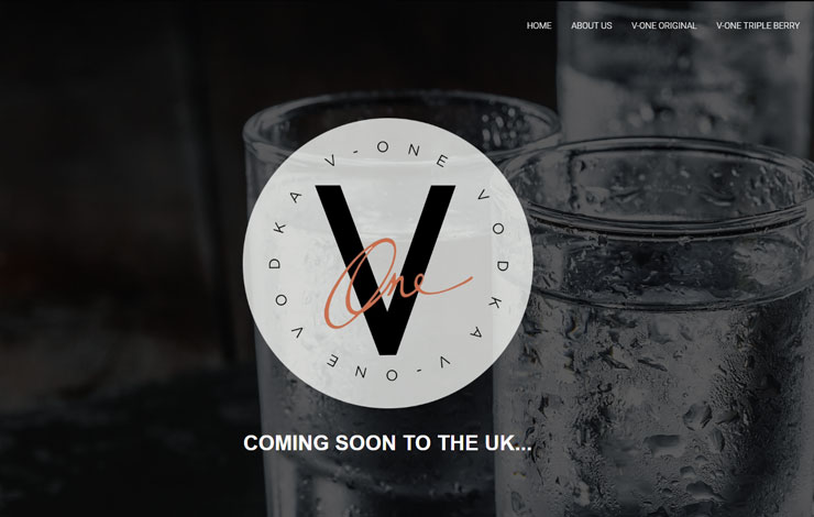 V-One Vodka | Premium Organic Polish Vodka