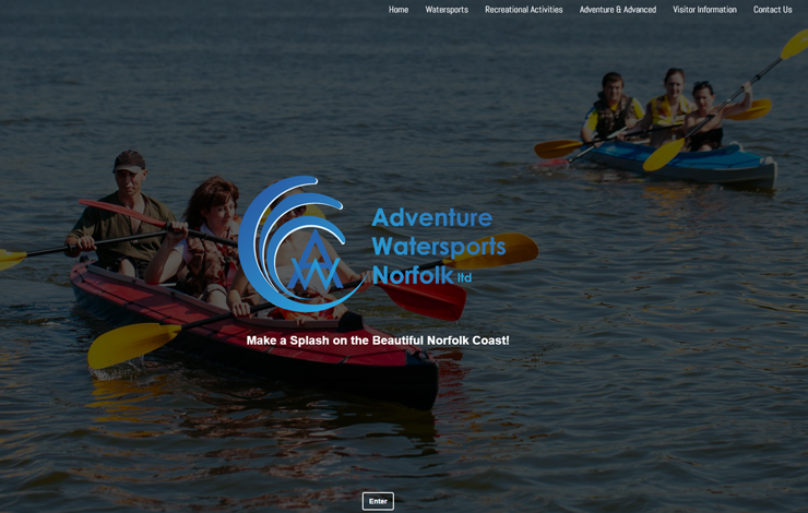 Adventure Watersports in Norfolk