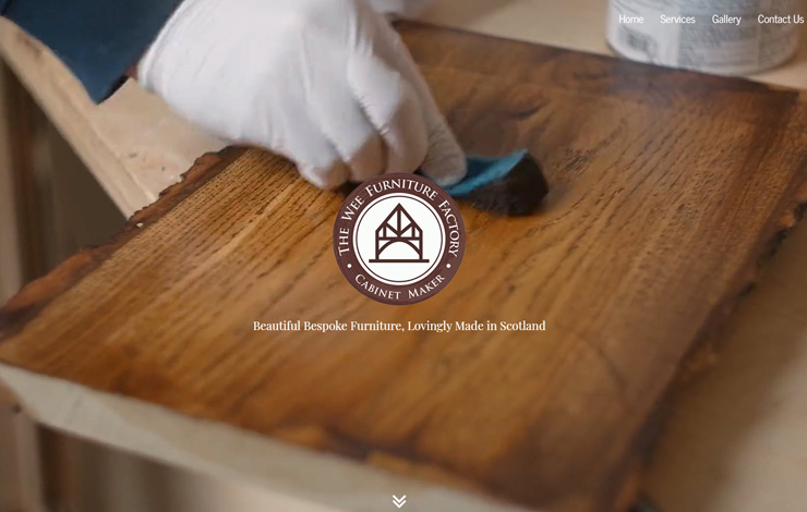 Cabinet Maker In Paisley | The Wee Furniture Factory