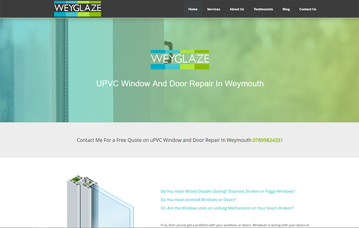 uPVC Window and Door Repair in Weymouth