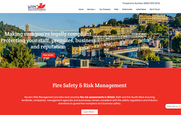 Fire Risk Assessments in Bristol, Bath and the South West