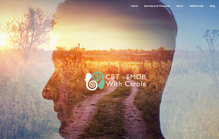 Website Design for CBT EMDR Therapy in Doncaster