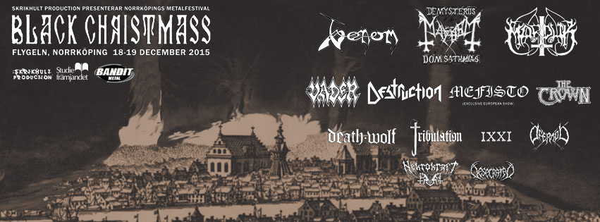 Venom Latest news from the black metal gods cronos