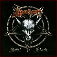 venom metal black album review