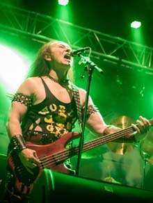 venom black metal masters  rock 2013 belgium