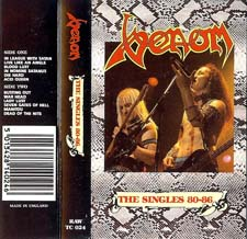 venom black metal collection homepage the singles tape