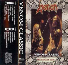 venom black metal collection homepage singles classic tape