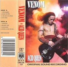 venom acid queen tape 1991