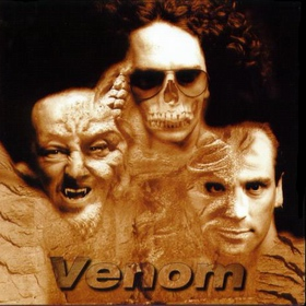 venom cast in stone album review