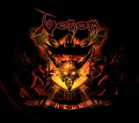 venom hell album review