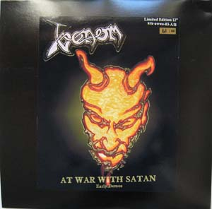 venom at war with satan demo bootleg