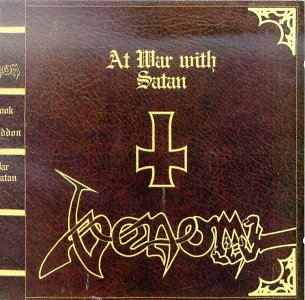 venom at war with satan album review