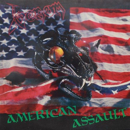 venom american assault