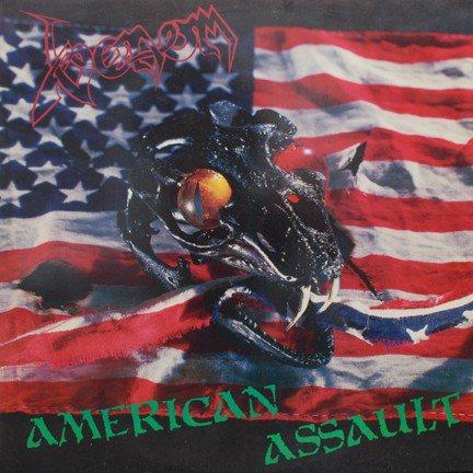 venom american assault